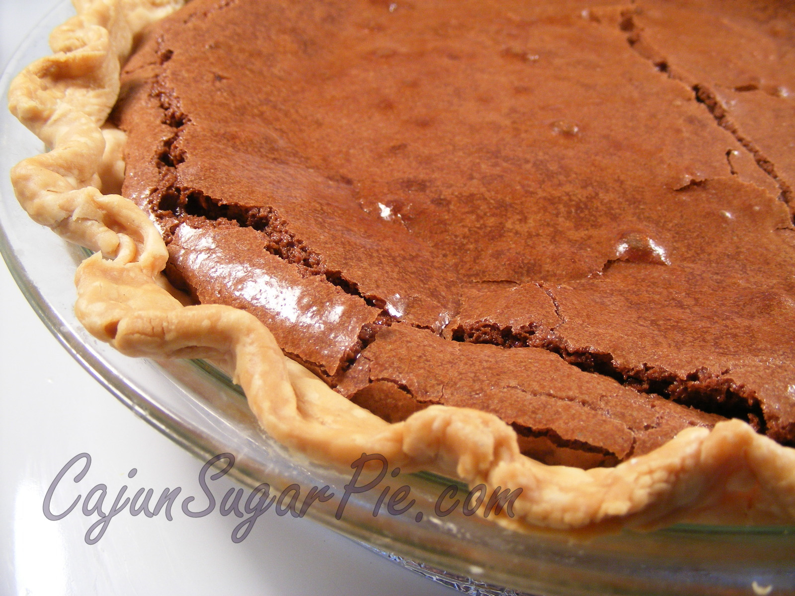 David's Delight Fudge Pie