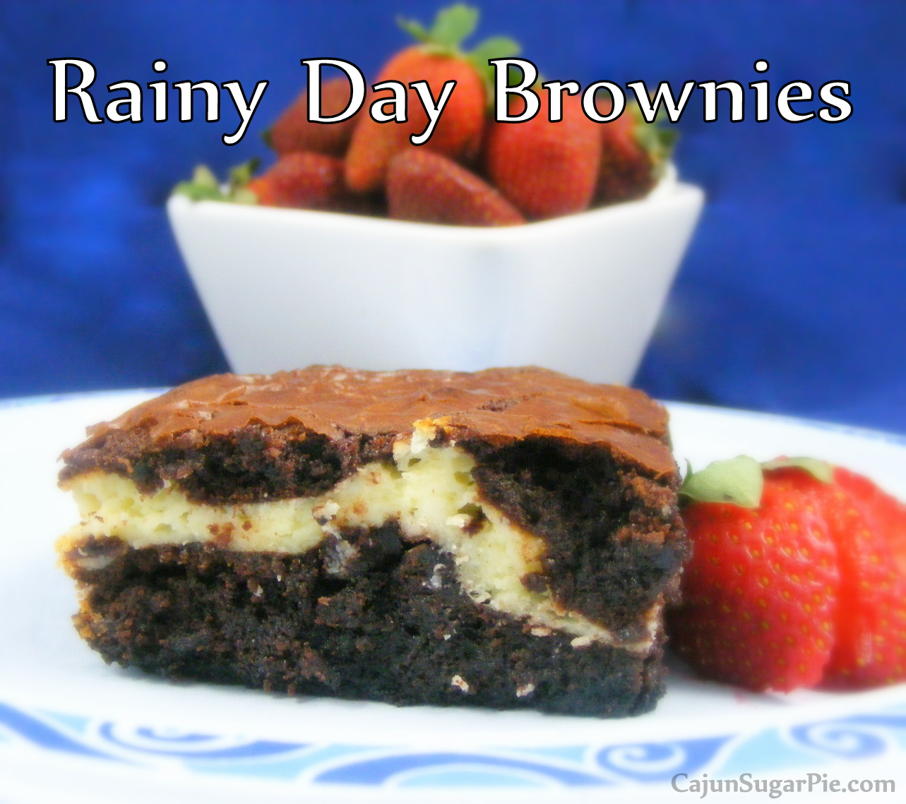 Rainy Day Brownies