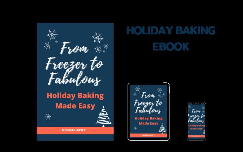 Holiday Baking Ebook Pre-Order